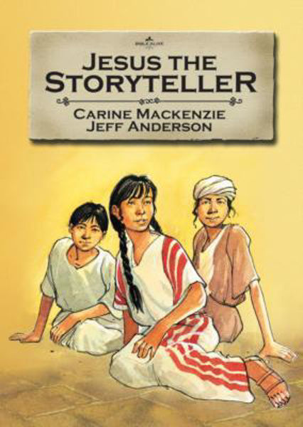 Picture of BIBLE ALIVE/JESUS THE STORYTELLER