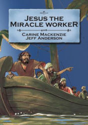 Picture of BIBLE ALIVE/JESUS THE MIRACLE WORKER