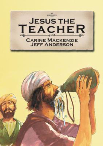 Picture of BIBLE ALIVE/JESUS THE TEACHER