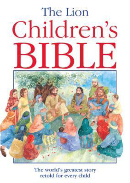 Picture of LION CHILD/LION CHILDRENS BIBLE 2nd edition