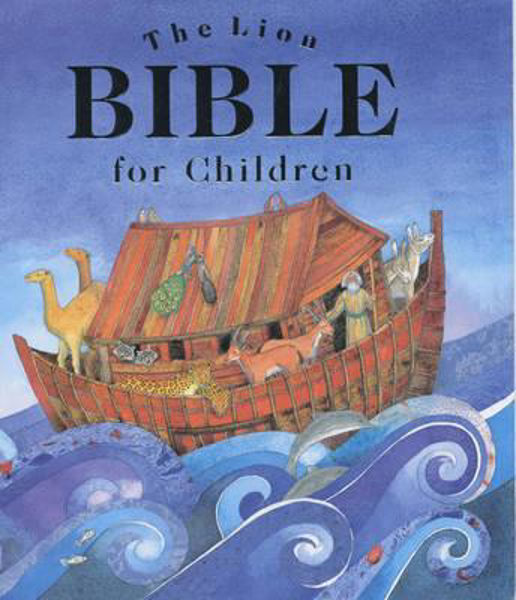 Picture of THE LION BIBLE FOR CHILDREN Hardcover