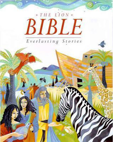 Picture of LION BIBLE EVERLASTING STORIES HB