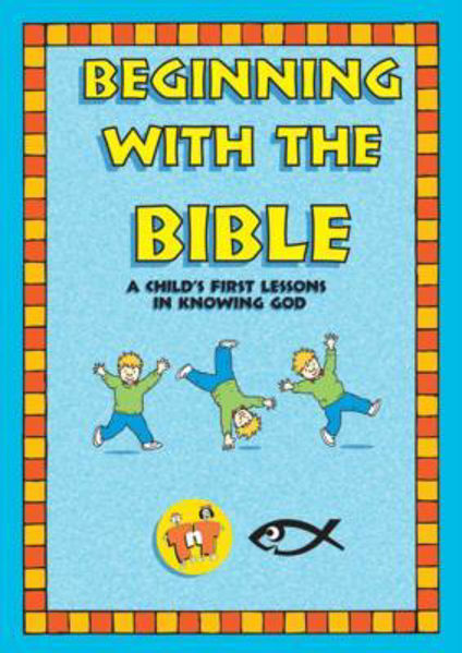 Picture of BEGINNING WITH BIBLE/CHILD'S FIRST LESSO