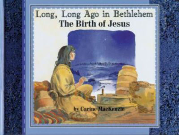 Picture of LONG LONG AGO IN BETHLEHEM HB