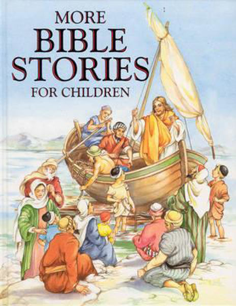 Picture of MORE BIBLE STORIES FOR CHILDREN