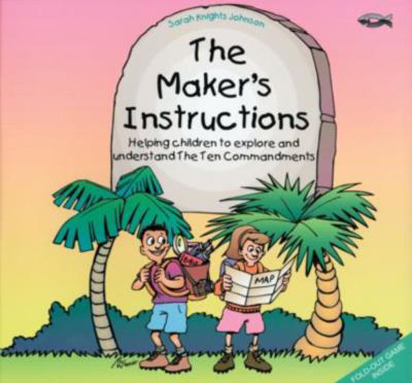 Picture of MAKER'S INSTRUCTIONS