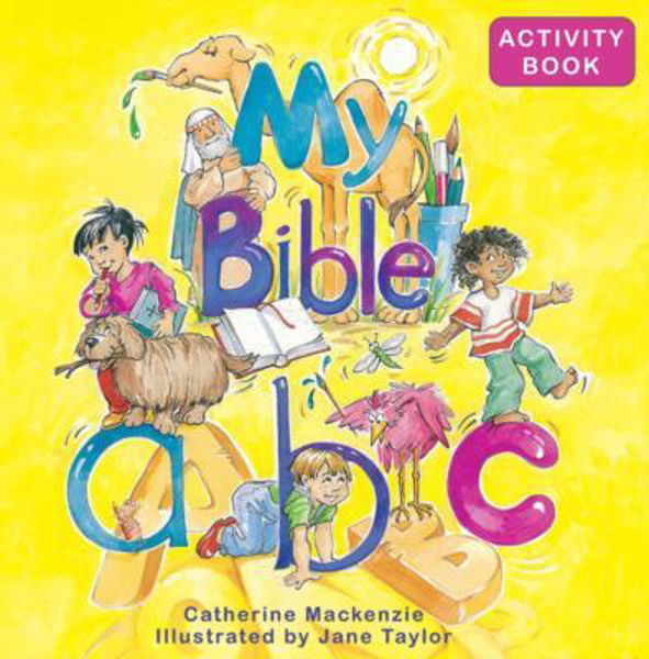 Picture of MY BIBLE ABC