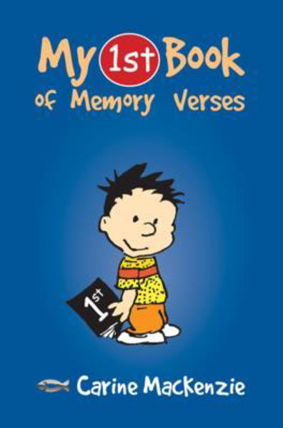 Picture of MY 1st BOOK OF MEMORY VERSES