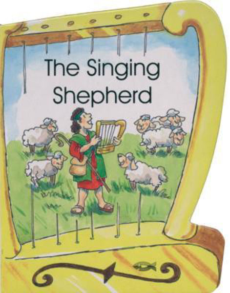 Picture of SHAPED BOARD/SINGING SHEPHERD