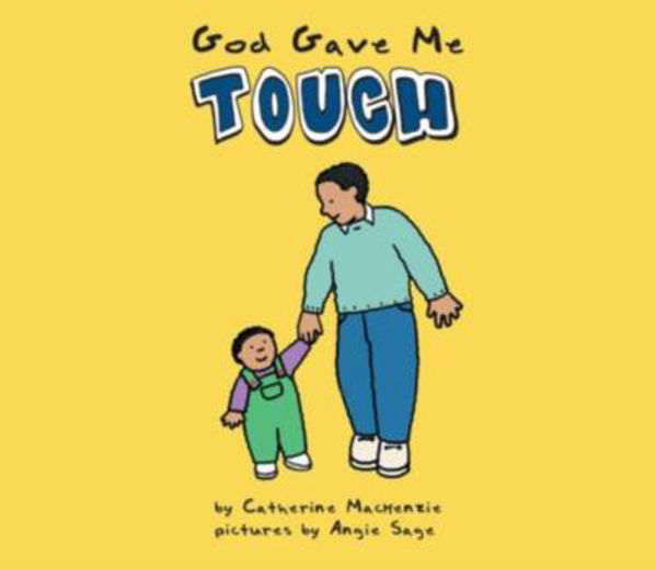 Picture of BOARD BOOK/GOD GAVE ME TOUCH