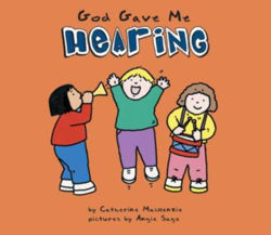 Picture of BOARD BOOK/GOD GAVE ME HEARING