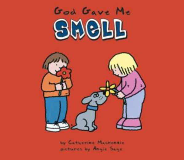 Picture of BOARD BOOK/GOD GAVE ME SMELL