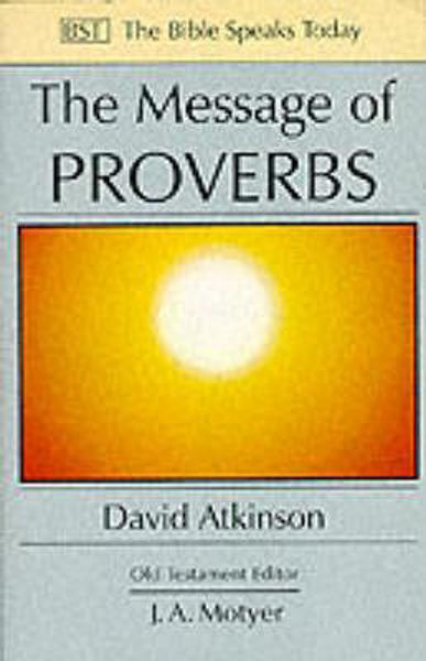 Picture of BST/MESSAGE OF PROVERBS