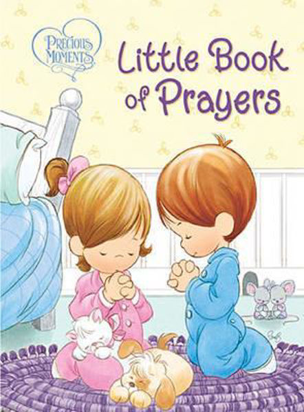 Picture of LITTLE BOOK of PRAYERS Precious moments