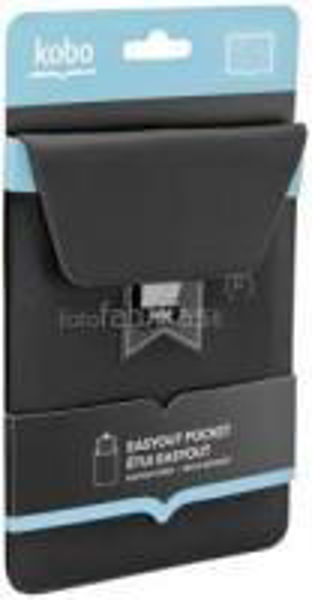 Picture of Kobo Glo Easyout Pocket cover Black