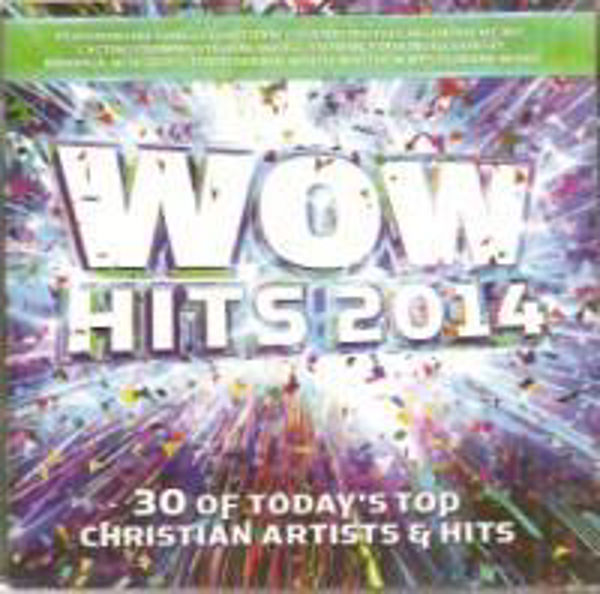 Picture of WOW HITS 2014 CD 30 Top Christian hits