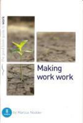 Picture of GOOD BOOK GUIDE/Making work work