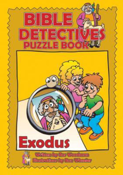 Picture of BIBLE DETECTIVES/EXODUS