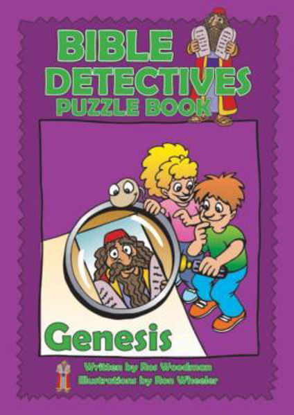 Picture of BIBLE DETECTIVES/GENESIS