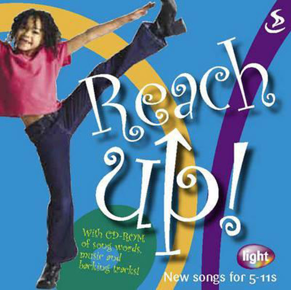Picture of REACH UP CD songs for 5-11 years Light
