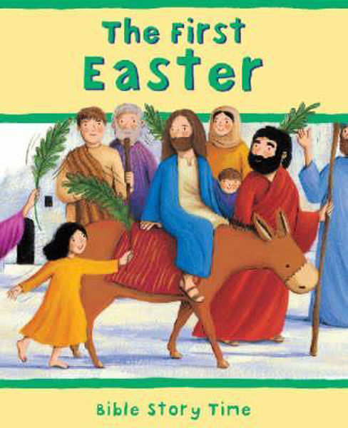 Picture of BIBLE STORY TIME/FIRST EASTER