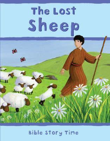 Picture of BIBLE STORY TIME/LOST SHEEP