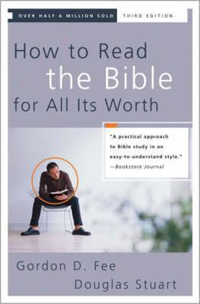 Picture of HOW TO READ THE BIBLE FOR ALL IT'S WORTH