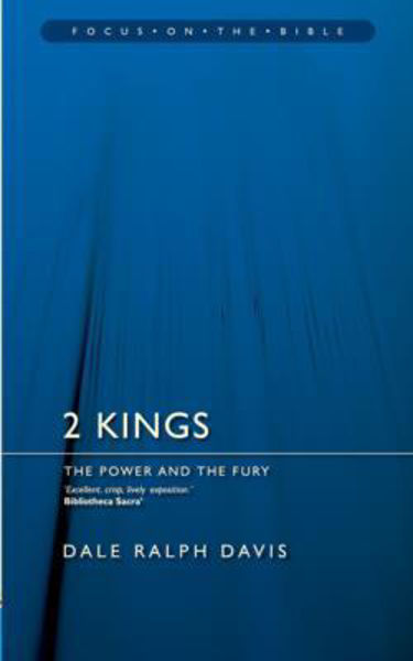 Picture of FOCUS ON THE BIBLE/2 KINGS