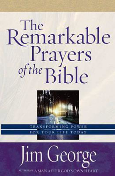 Picture of REMARKABLE PRAYERS OF THE BIBLE