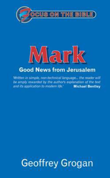 Picture of FOCUS ON THE BIBLE/MARK