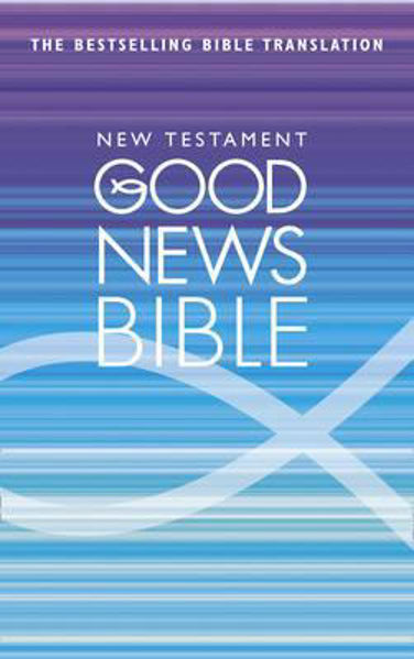 Picture of GOOD NEWS BIBLE NEW TESTAMENT pbk