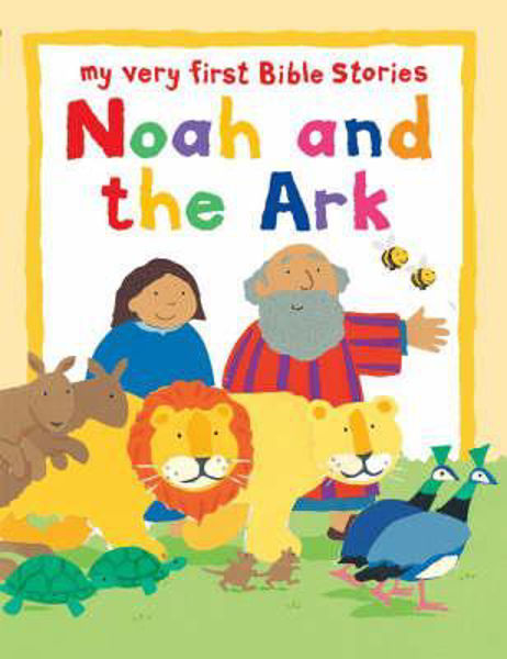 Picture of MY V FIRST B STORIES/NOAH & THE ARK