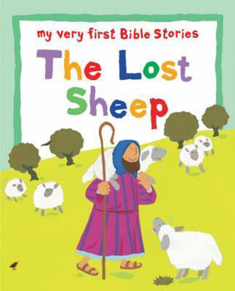 Picture of MY V FIRST B STORIES/LOST SHEEP