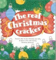 Picture of THE REAL CHRISTMAS CRACKER 25 Pack