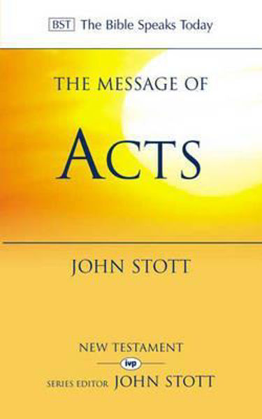 Picture of BST/MESSAGE OF ACTS