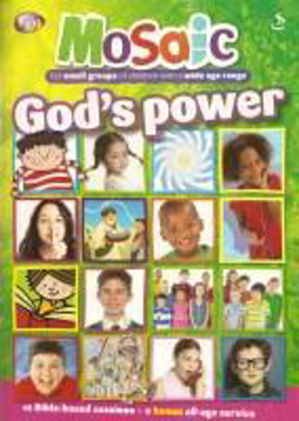 Picture of MOSIAC/God's Power