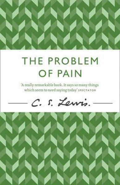Picture of CS Lewis Signature/THE PROBLEM OF PAIN