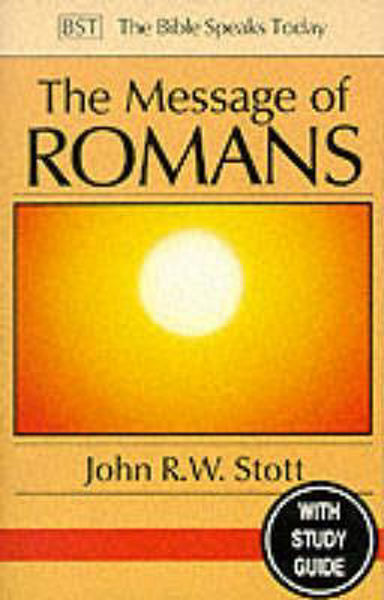 Picture of BST/MESSAGE OF ROMANS