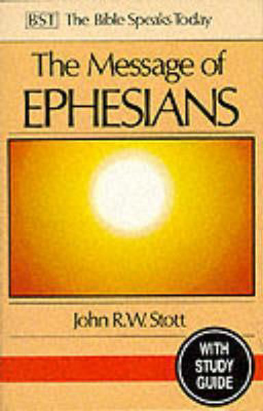 Picture of BST/MESSAGE OF EPHESIANS
