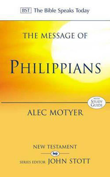 Picture of BST/MESSAGE OF PHILIPPIANS