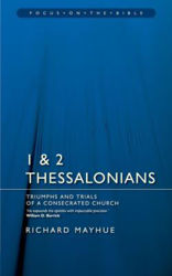 Picture of FOCUS ON THE BIBLE/1 & 2 THESSALONIANS