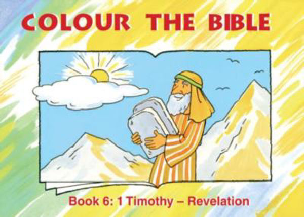 Picture of COLOUR THE BIBLE BK 6 1 TIM - REVELATION