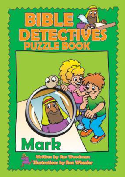 Picture of BIBLE DETECTIVES MARK