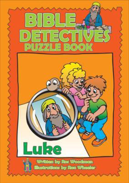 Picture of BIBLE DETECTIVES LUKE
