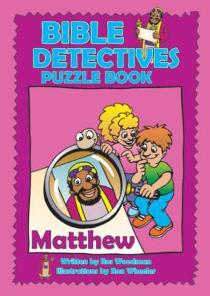 Picture of BIBLE DETECTIVES/MATTHEW
