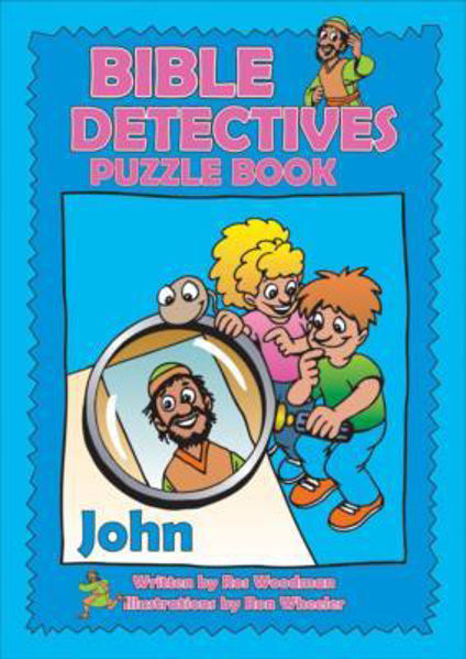 Picture of BIBLE DETECTIVES JOHN