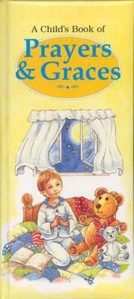 Picture of CHILDREN'S BOOK OF PRAYERS AND GRACES