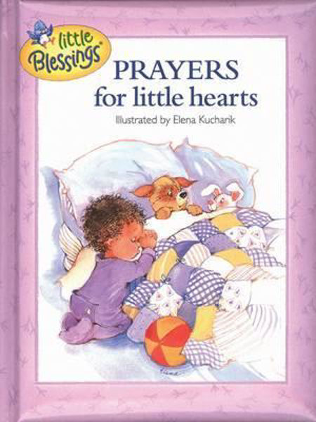 Picture of LITTLE BLE/PRAYERS FOR LITTLE HEARTS