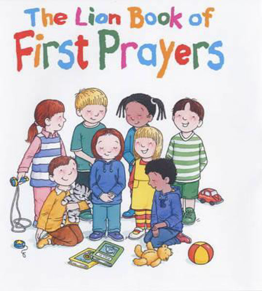 Picture of LION BOOK OF FIRST PRAYERS THE
