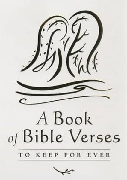 Picture of BOOK OF BIBLE VERSES